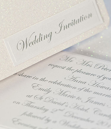 Booklet Wedding Invitations